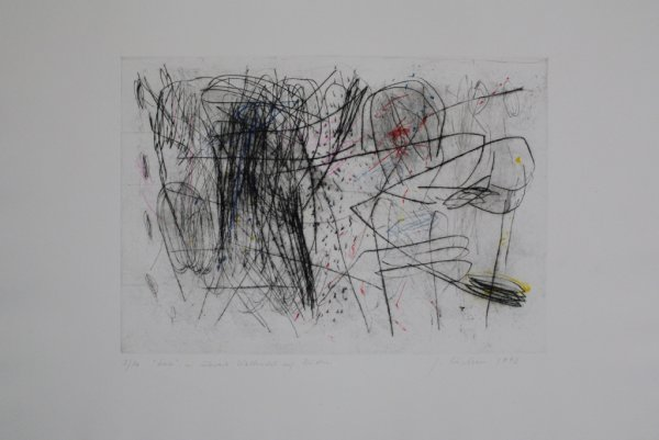 Geste by Joachim Czichon