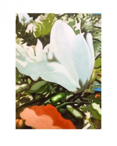 Magnolia Ii by Joakim Allgulander