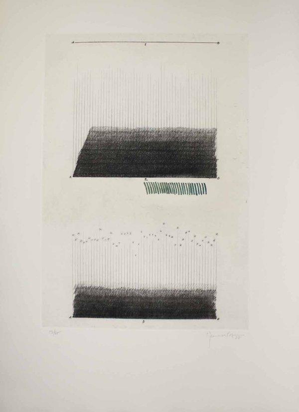 Acotacions I by Joan Hernandez Pijuan