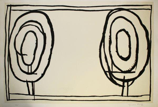 Cases I Arbres 3 by Joan Hernandez Pijuan