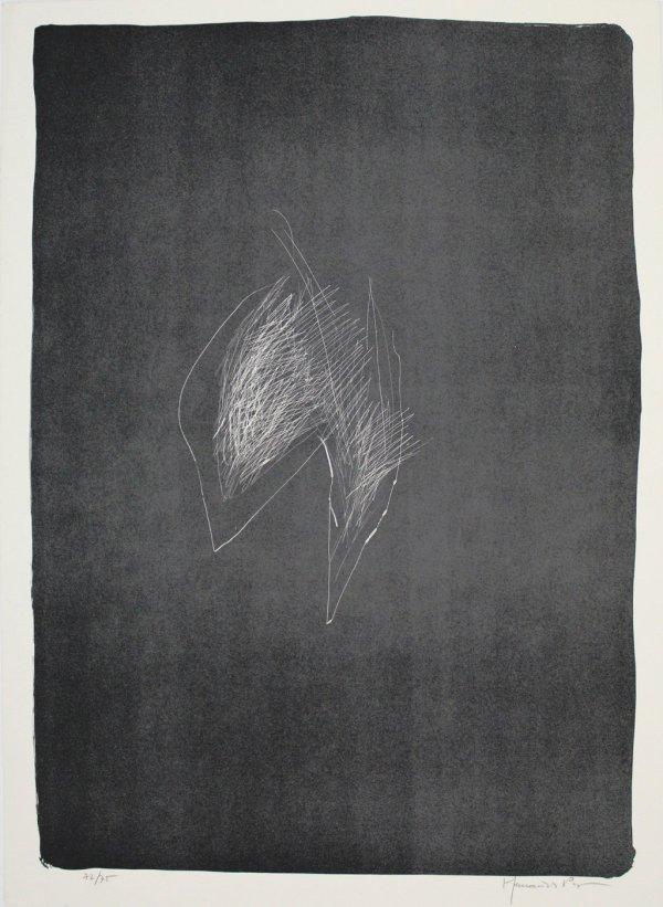 Fulles Ii by Joan Hernandez Pijuan