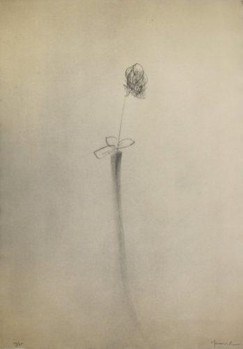 Gerro I Flor / Vase And Flower by Joan Hernandez Pijuan at