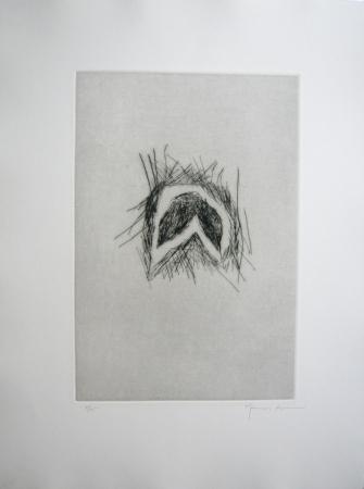 Hojas 1 by Joan Hernandez Pijuan at