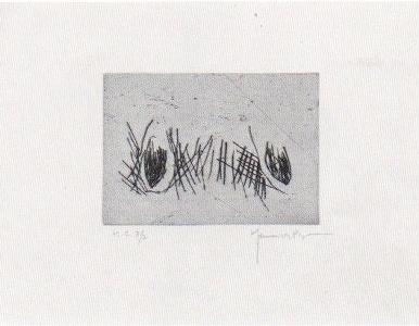 Hojas 4 by Joan Hernandez Pijuan