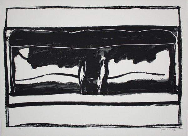 Landscape 6 by Joan Hernandez Pijuan