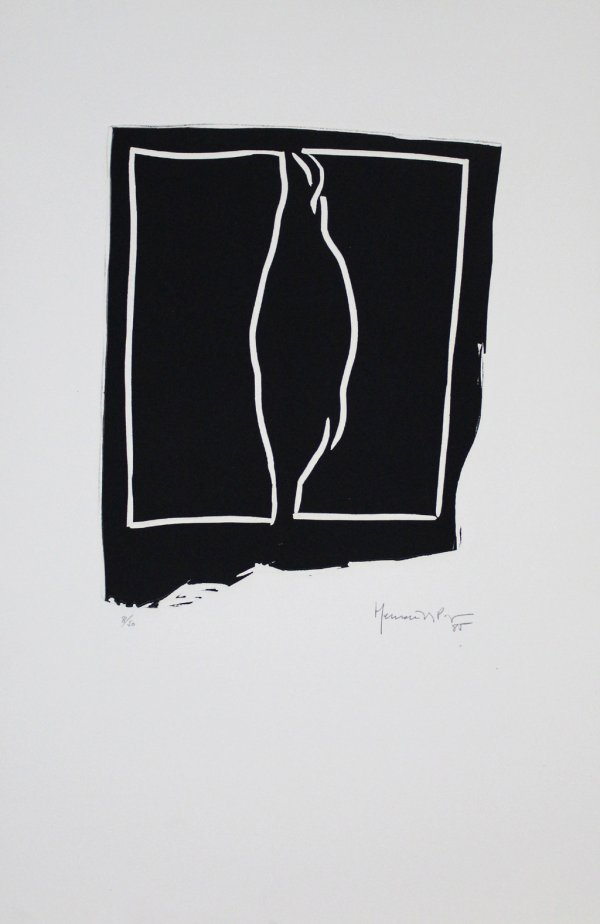 Linoleum Ii by Joan Hernandez Pijuan