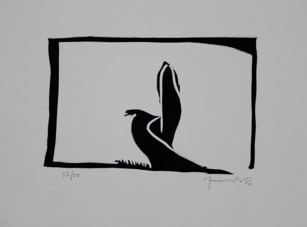 Paisatge Iii / Landscape Iii by Joan Hernandez Pijuan