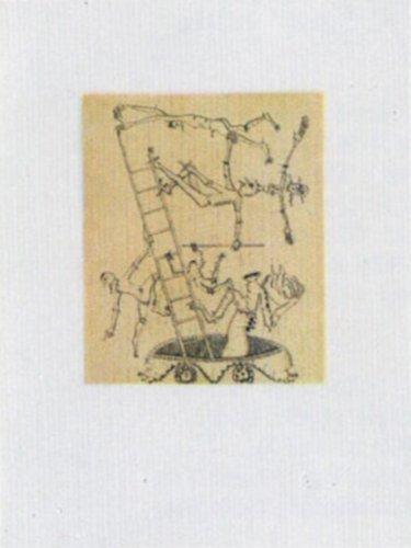 Equilibrio by Joan Ponç