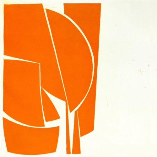 Covers 1, Orange by Joanne Freeman at