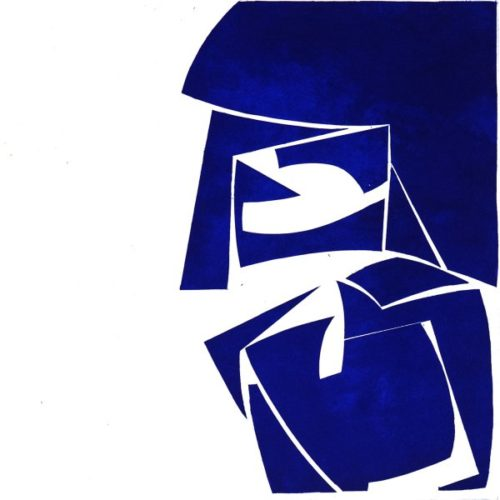 Covers 3, Ultramarine by Joanne Freeman at
