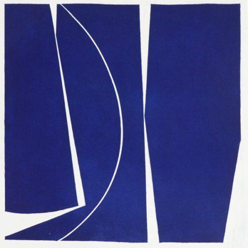 Covers 4,ultramarine by Joanne Freeman at
