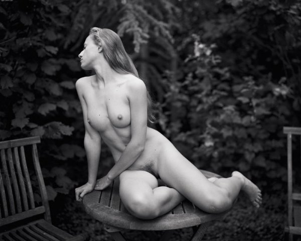 Eva, The Netherlands by Jock Sturges at