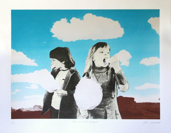 Cloud Eaters by Joe Webb
