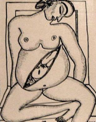 The Unborn Child Ii by Jogen Chowdhury