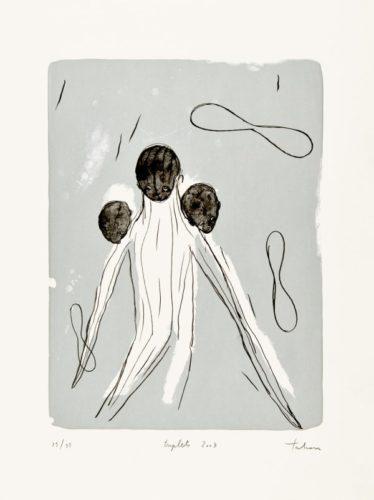 Triplets by Johan Tahon at