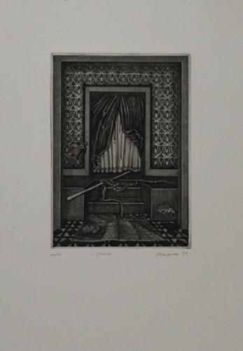 Cuarto by Johanna Schoenfelder