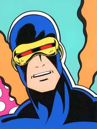 Cyclops by John CRASH