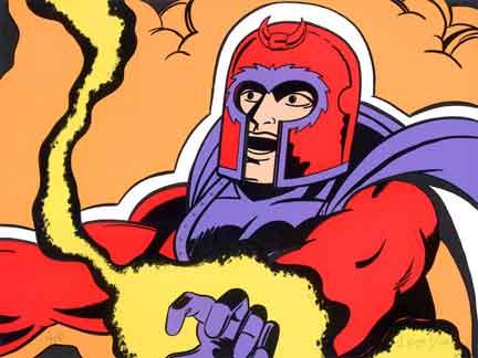 Magneto by John CRASH