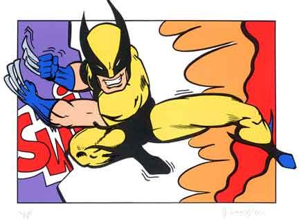 Wolverine by John CRASH