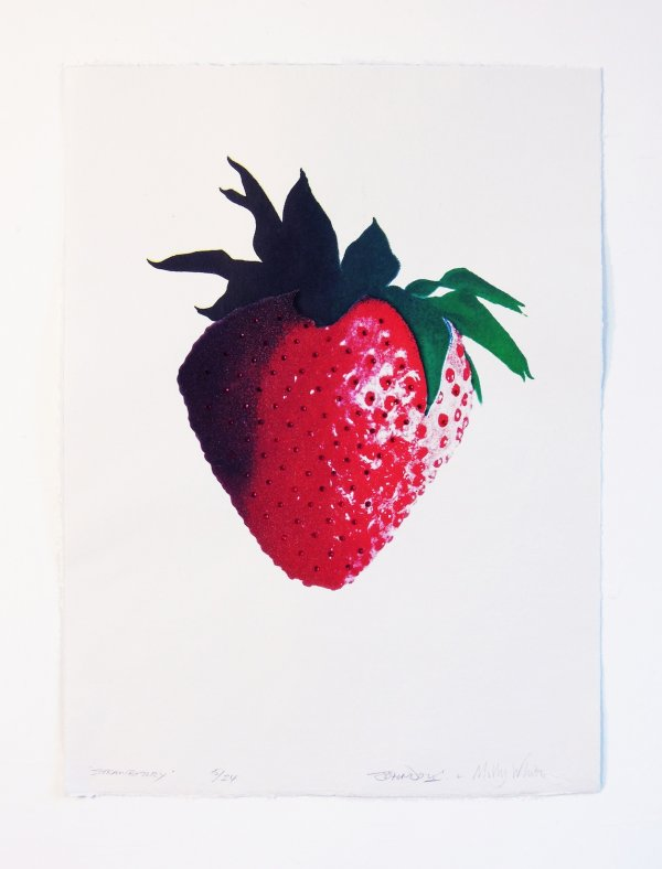 Strawberry by John Dove and Molly White