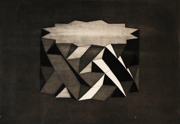 Stack 2 by John Maine RA