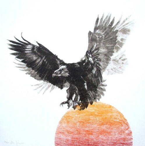Eagle's Descent by John Simpson