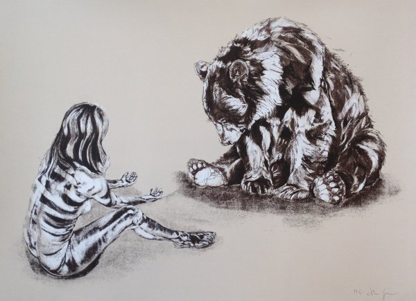 Omega And The Bear by John Simpson