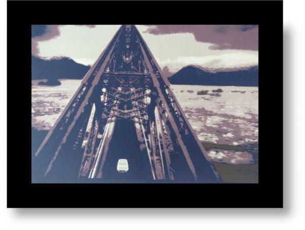 The Fourth Bridge by John Claridge