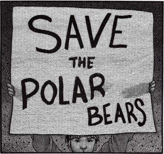 Save The Polar Bears by Jonathan Ashworth