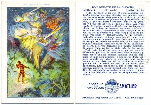 Don Quijote by José Segrelles