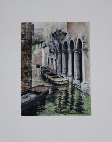 Venedig / Venice by Josef Martin Schibli