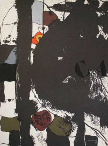 El Meu Carrer Nº 3 by Josep Guinovart at