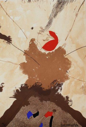 Esclat Ocell by Josep Guinovart at