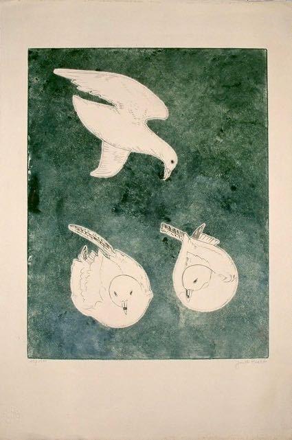 Seaguls by Joseph Hecht