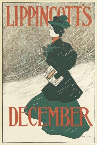 Lippincott's December by Joseph J. (J.J.