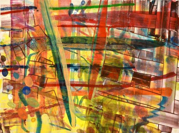Radiator Road by Josette Urso
