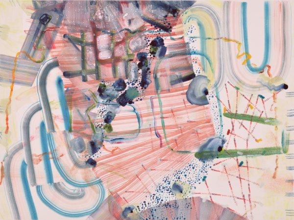 The Race by Josette Urso