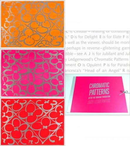 "Portfolio: ""chromatic Patterns…"" by Judy Ledgerwood"
