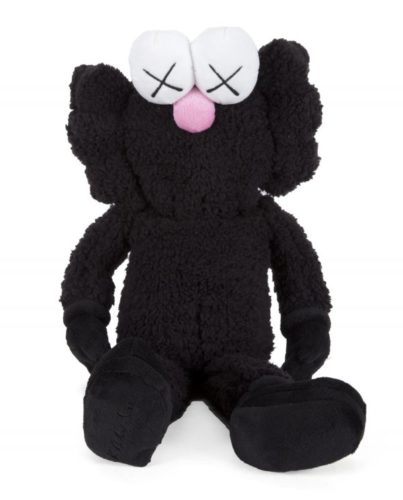 Bff Plush Doll (black) by KAWS at KAWS