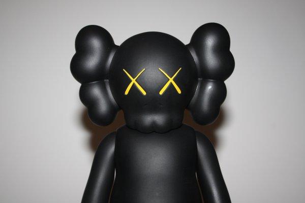 Companion Black (full Bodied) by KAWS