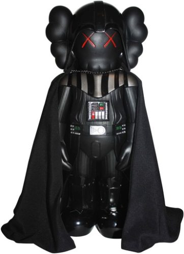 Darth Vader by KAWS at KAWS