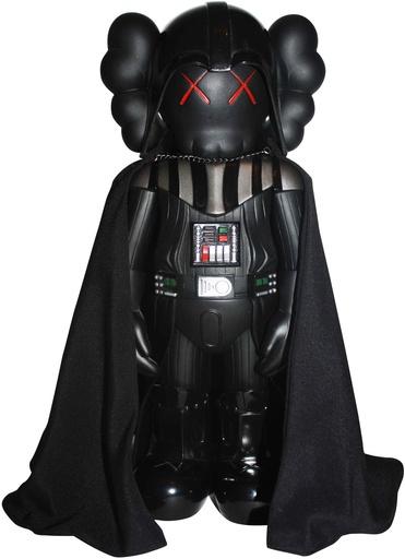 Darth Vader by KAWS
