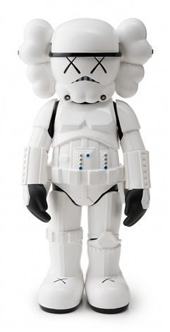 Stormtrooper by KAWS at KAWS