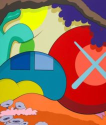 You Should Know I Know by KAWS at