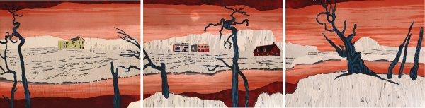 Absint. (absinthe.) by Karin Mamma Andersson