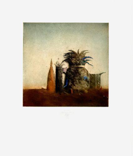 Stilleben / Still Life by Karl Ludwig Mordstein