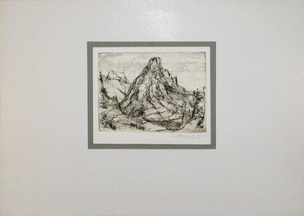 Dentelles De Montmirail by Karl Otto Jung