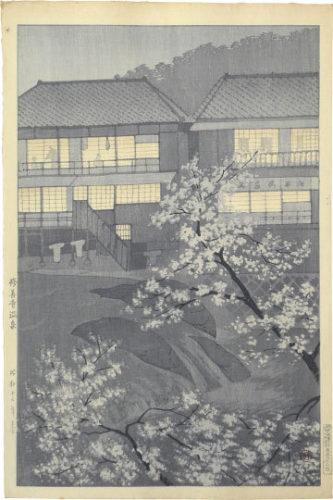 Shuzenji Hot Springs by Kasamatsu Shiro