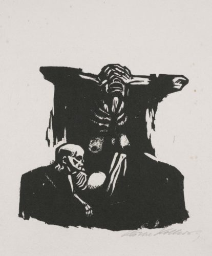 Hunger by Käthe Kollwitz