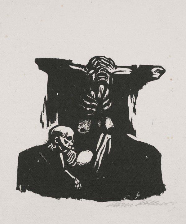 Hunger by Käthe Kollwitz